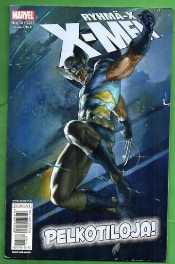 X-Men 12/12 (Ryhmä-X)