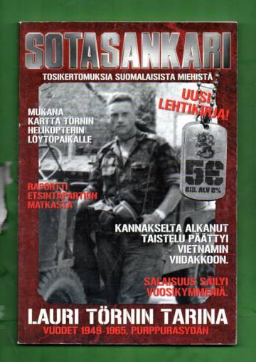 Sotasankari-lehtikirja 2/08 - Lauri Törnin tarina, II osa: Vuodet 1949-1965