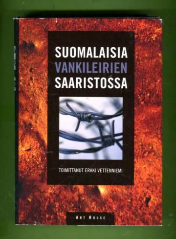Suomalaisia vankileirien saaristossa