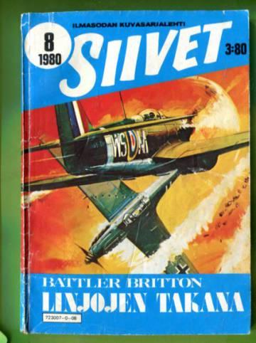 Siivet 8/80 - Battler Britton linjojen takana
