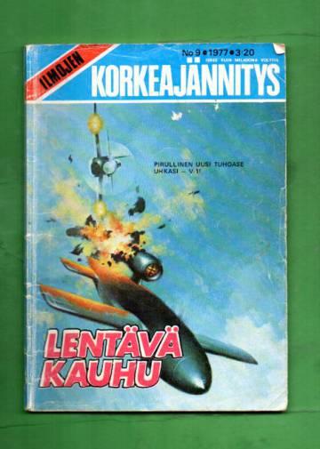 Ilmojen Korkeajännitys 9/77 - Lentävä kauhu