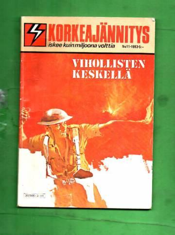 Korkeajännitys 11/83 - Vihollisten keskellä