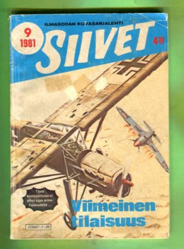Siivet 9/81 - Viimeinen tilaisuus