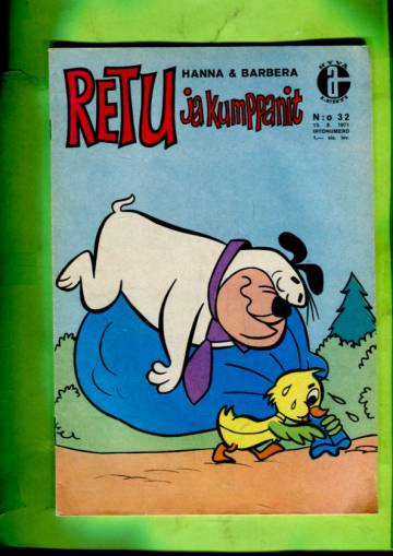 Retu ja kumppanit 32/71
