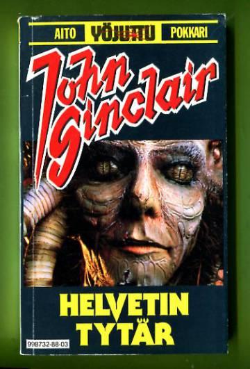 John Sinclair 3/88 - Helvetin tytär (Yöjuttu)