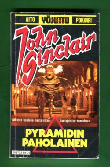 John Sinclair 1/88 - Pyramidin paholainen (Yöjuttu)