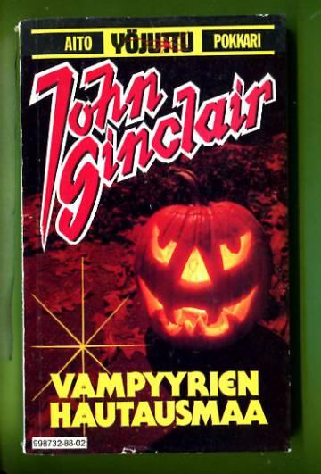 John Sinclair 2/88 - Vampyyrien hautausmaa (Yöjuttu)