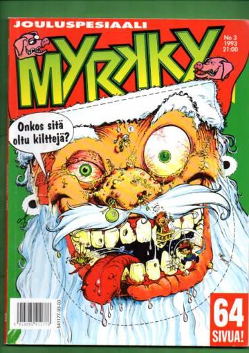 Myrkky-spesiaali 3/93