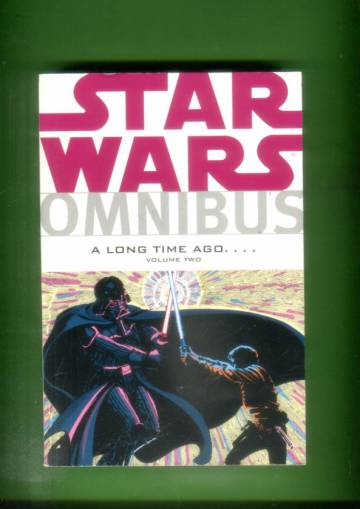 Star Wars Omnibus: A Long Time Ago.... - Volume 2 (Tähtien sota)