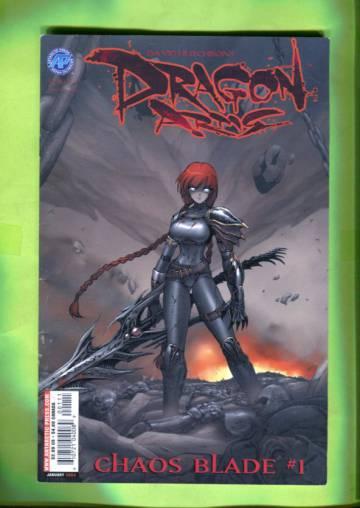 Dragon Arms: Chaos Blade #1 Jan 04