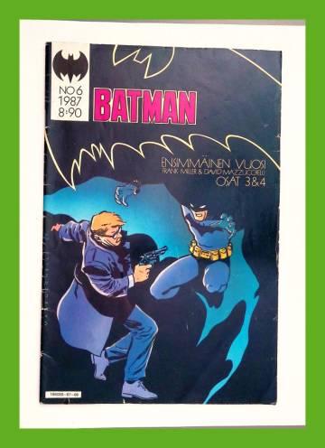 Batman 6/87 - Ensimmäinen vuosi 3-4