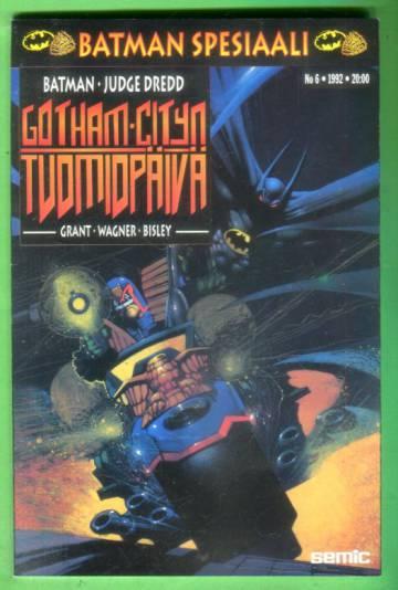 Batman-spesiaali 6/92 - Gotham Cityn tuomiopäivä