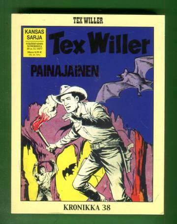 Tex Willer -kronikka 38 - Painajainen & Little Rock