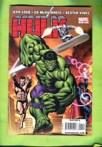 Hulk #11 Jun 09