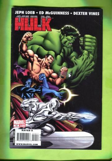 Hulk #10 Apr 09