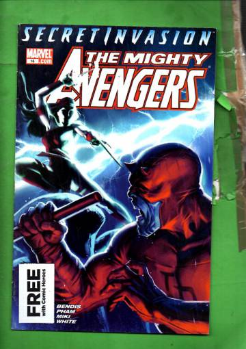 The Mighty Avengers #16 Sep 08