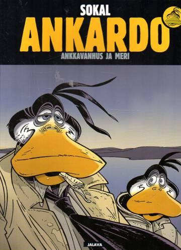 Tarkastaja Ankardon tutkimuksia 22 - Ankkavanhus ja meri