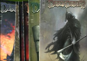 Frank Frazetta´s Death Dealer #1-6 (of 6) / Mar 07-Jan 08 (whole series)
