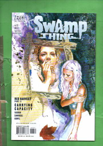 Swamp Thing #13 May 01