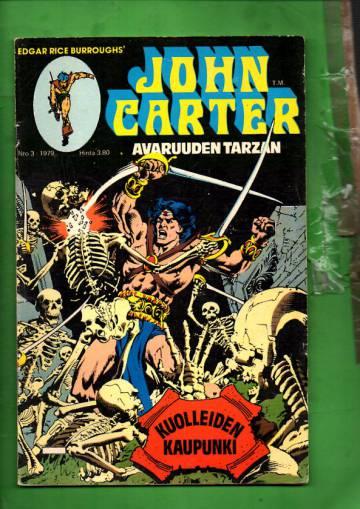 John Carter - Avaruuden Tarzan 3/79
