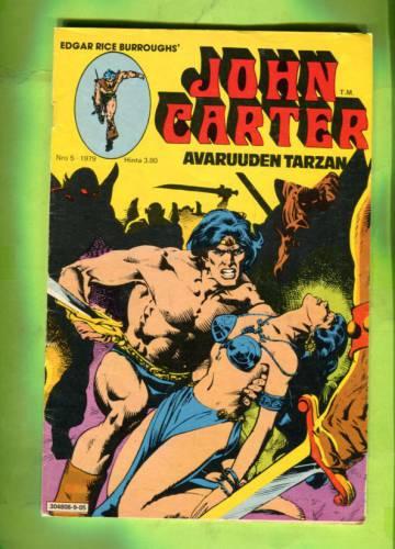 John Carter - Avaruuden Tarzan 5/79
