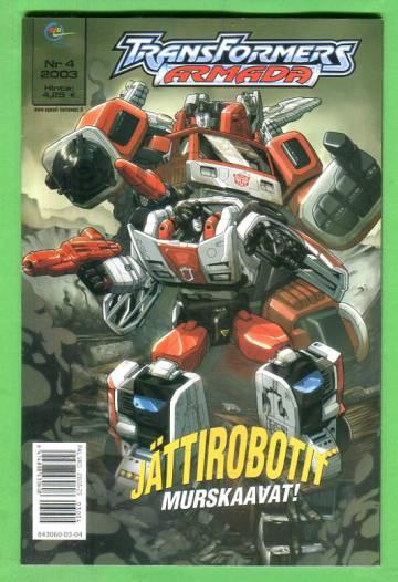 Transformers Armada 4/03