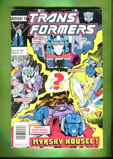 Transformers 2/91