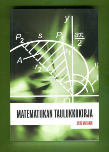 Matematiikan taulukkokirja