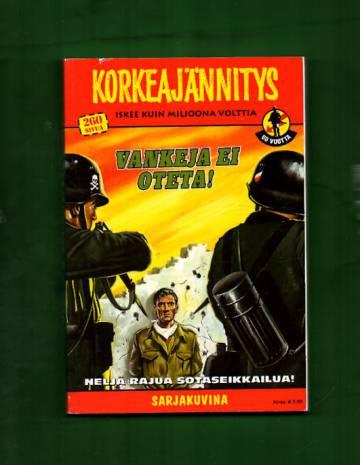 Korkeajännitys 8/13 - Vankeja ei oteta!