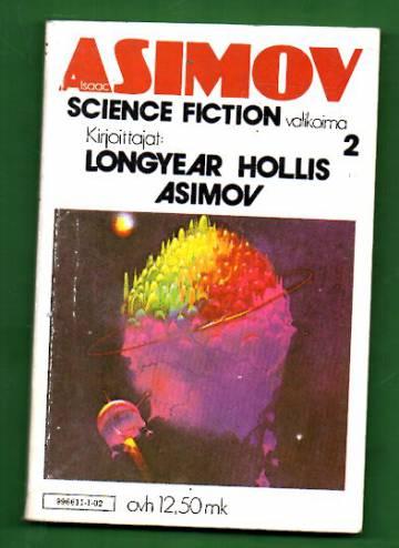 Isaac Asimovin Science Fiction -valikoima 2