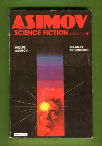 Asimovin science fiction- valikoima 6