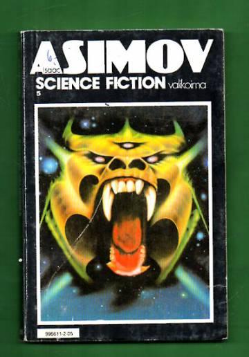 Isaac Asimovin Science Fiction -valikoima 5