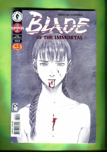 Blade Of The Immortal #34: Food ONE SHOT Jun 99