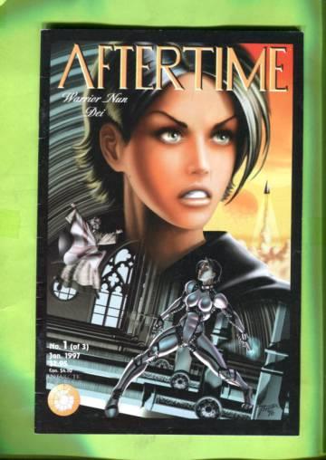 Warrior Nun Dei: Aftertime #1 (of 3) Jan 97