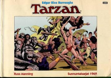 Tarzan - Sunnuntaisarjat 1969