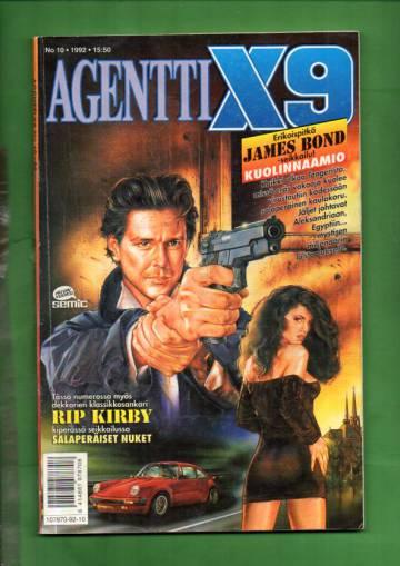 Agentti X9 10/92