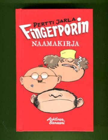 Fingerporin naamakirja - Fingerpori 1-3 ( taskukirja)
