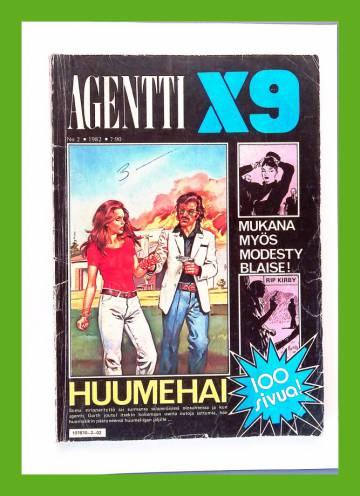 Agentti X9 2/82