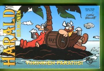 Harald Hirmuinen -minialbumi 2/98 - Viikinkien paratiisi