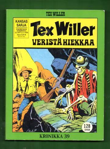 Tex Willer -kronikka 39 - Veristä hiekkaa & Pidättäkää Tex Willer!