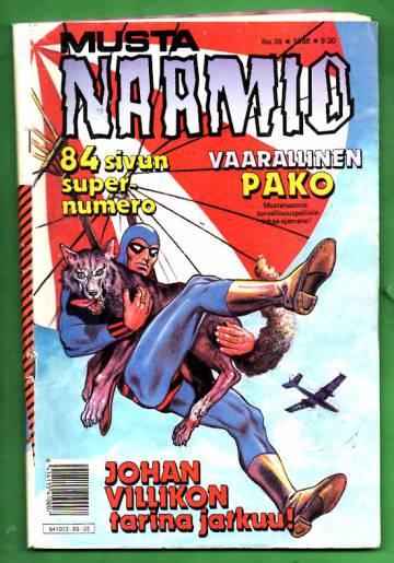 Mustanaamio 26/88