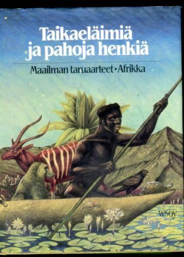 Maailman taruaarteet - Afrikka: Taikaeläimiä ja pahoja henkiä