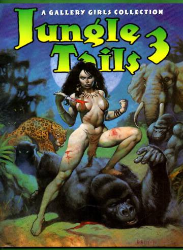 Jungle Tails Vol. 3 - A Gallery Girls Collection (K-18)