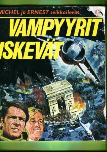 Michel ja Ernest seikkailevat 1 - Vampyyrit iskevät  (Haikaralaivue)