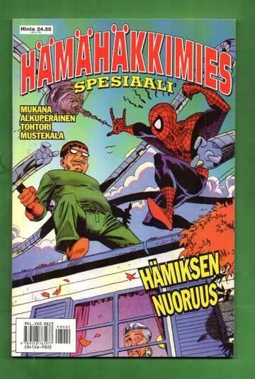 Hämähäkkimies-spesiaali 2/98 - Hämiksen nuoruus (Spider-Man)