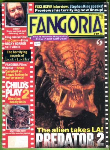 Fangoria #99 Dec 90