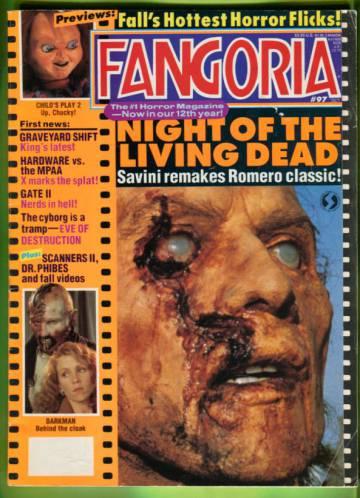 Fangoria #97 Oct 90