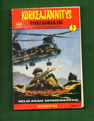 Korkeajännitys 2/97 - Taskukorkkari: Aavikkomyrsky