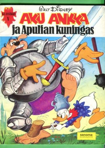Klassikko 5 - Aku Ankka ja Apulian kuningas