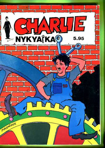 Chaplin Nykyaika